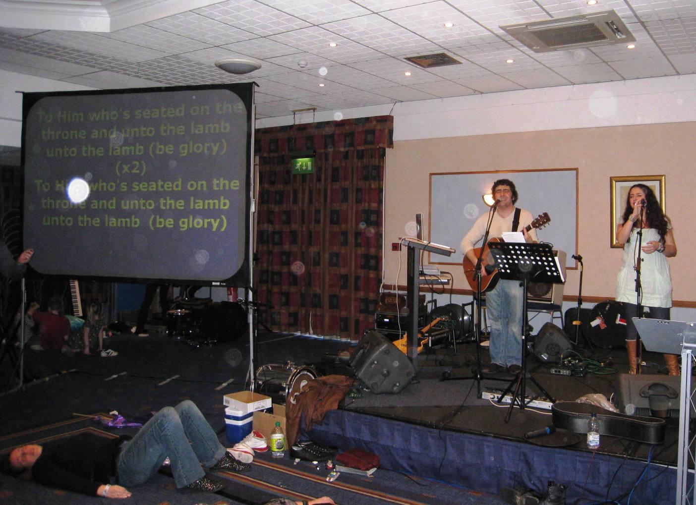 Glory Company at Glory Fest Jan '11